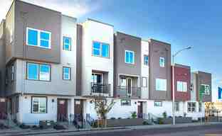 Ellis at Central Station by Tri Pointe Homes in Oakland-Alameda California