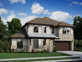 Carmine - Lakes at Creekside 65: Tomball, Texas - Tri Pointe Homes