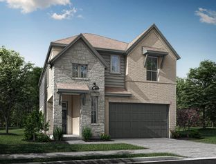 Finch - Woodforest 40: Montgomery, Texas - Tri Pointe Homes