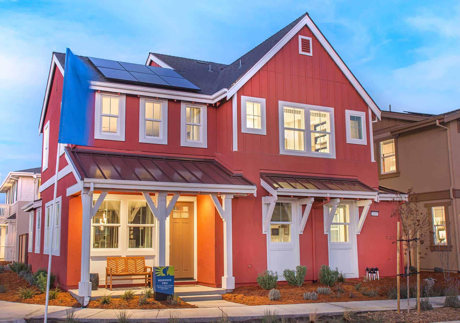 'Riverfront' by Tri Pointe Homes Bay Area in Santa Rosa