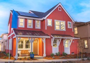 Plan 2 - Riverfront: Petaluma, California - Tri Pointe Homes