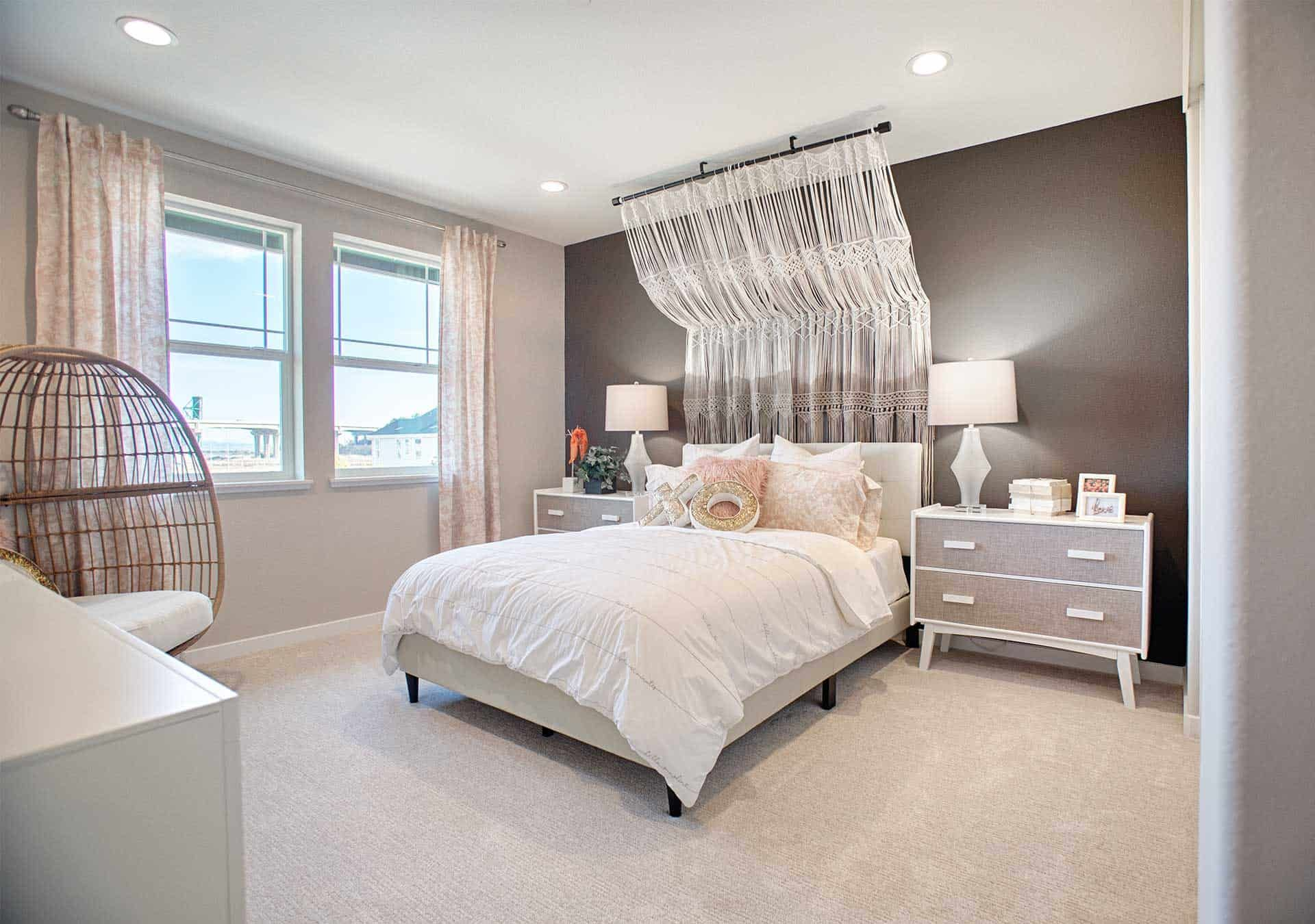 Bedroom featured in the Plan 7 By Tri Pointe Homes in Santa Rosa, CA