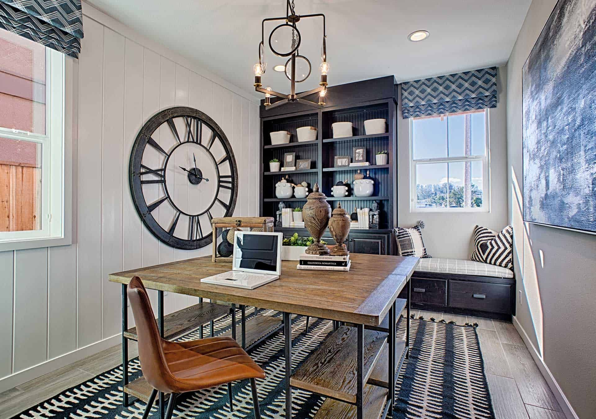 Living Area featured in the Plan 2 By Tri Pointe Homes in Santa Rosa, CA