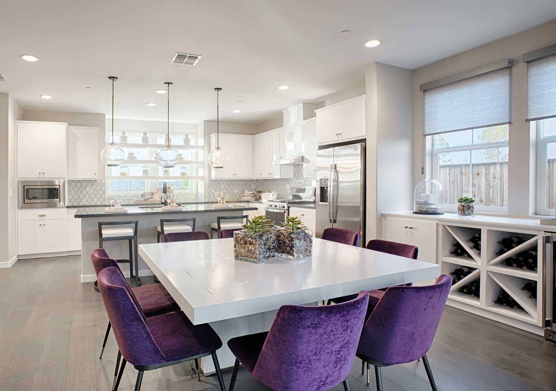 Kitchen featured in the Plan 3 By Tri Pointe Homes in Santa Rosa, CA