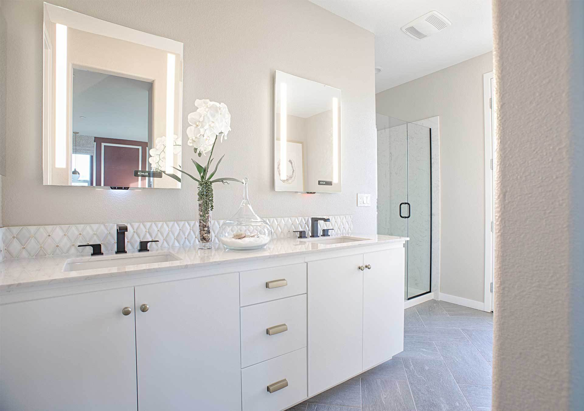 Bathroom featured in the Plan 3 By Tri Pointe Homes in Santa Rosa, CA
