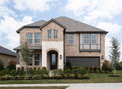Ivy - Woodcreek: Fate, Texas - Tri Pointe Homes