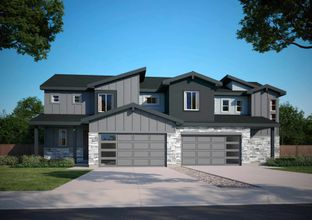 Plan 3404 - Sunstone Village Paired Homes: Castle Rock, Colorado - Tri Pointe Homes