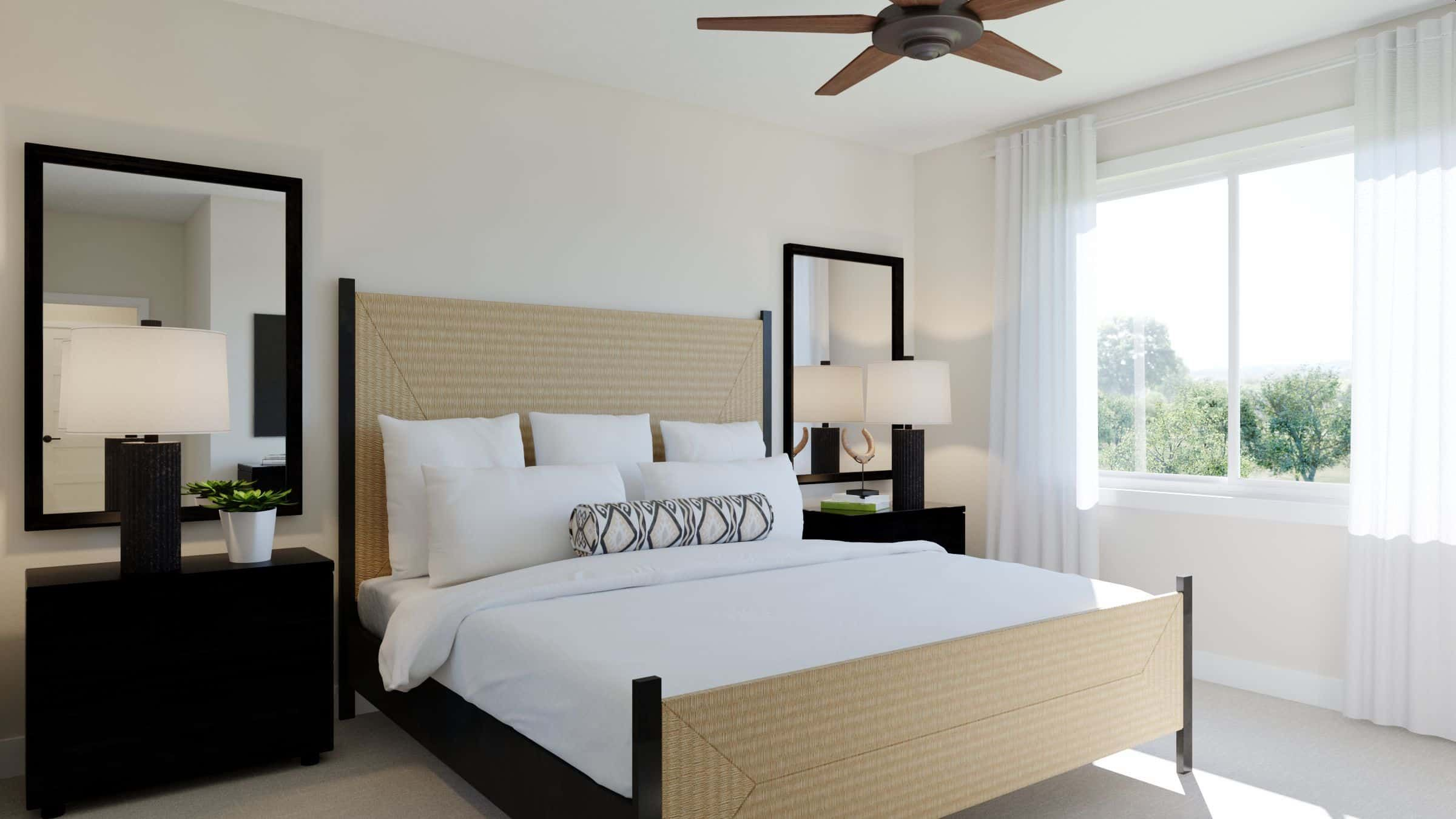 Bedroom featured in the Plan 3402 By Tri Pointe Homes in Denver, CO