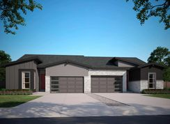 Plan 3401 - Sunstone Village Paired Homes: Castle Rock, Colorado - Tri Pointe Homes