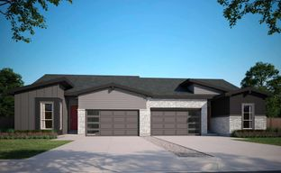 Sunstone Village Paired Homes by Tri Pointe Homes in Denver Colorado