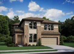 Boxwood - Villas at The Groves 50': Humble, Texas - Tri Pointe Homes