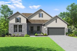 Spicewood - Capital Collection at Bryson: Leander, Texas - Tri Pointe Homes