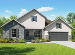 Anderson - Capital Collection at Bryson: Leander, Texas - Tri Pointe Homes