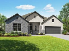 Mabry - Capital Collection at Bryson: Leander, Texas - Tri Pointe Homes