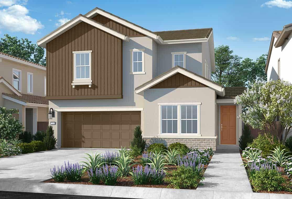 Creekstone Plan 2B - Western Farmhouse