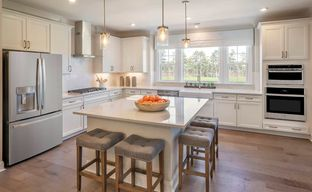 Johnson Pond by Tri Pointe Homes in Raleigh-Durham-Chapel Hill North Carolina