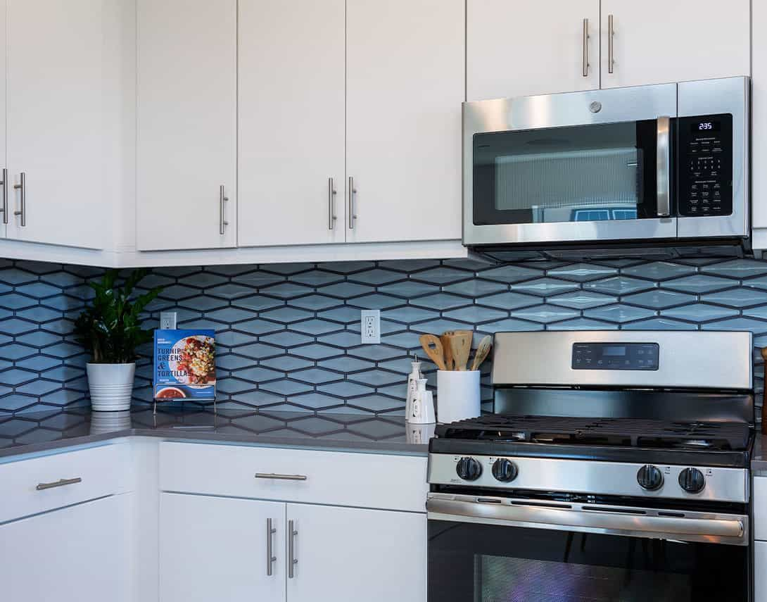 Kitchen featured in the Plan 3 By Tri Pointe Homes in San Diego, CA