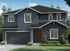 Plan A-300 - Poulsbo Meadows: Poulsbo, Washington - Tri Pointe Homes