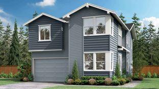 Plan M-220 - Poulsbo Meadows: Poulsbo, Washington - Tri Pointe Homes