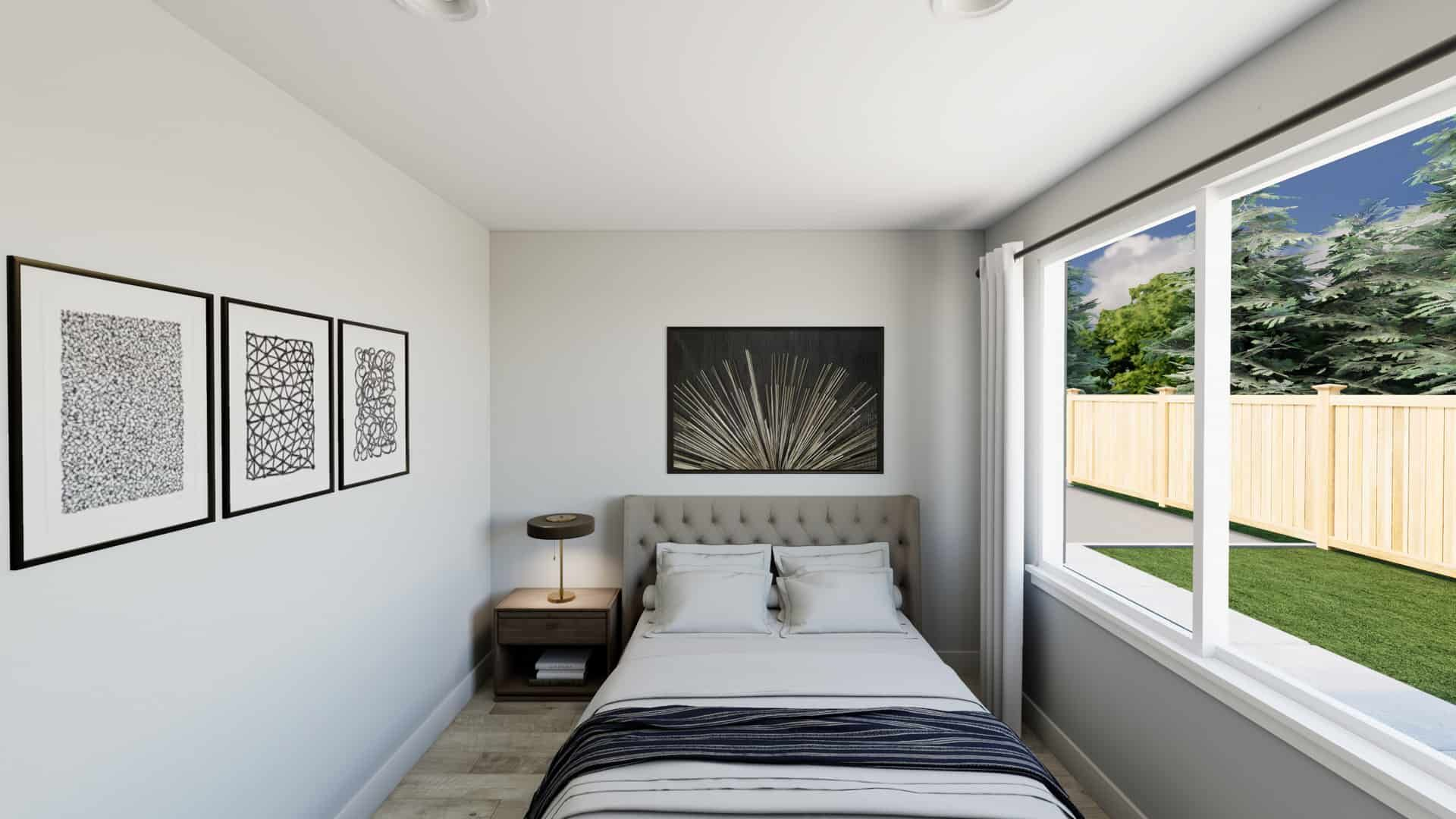Bedroom featured in the Plan 231B By Tri Pointe Homes in Seattle-Bellevue, WA