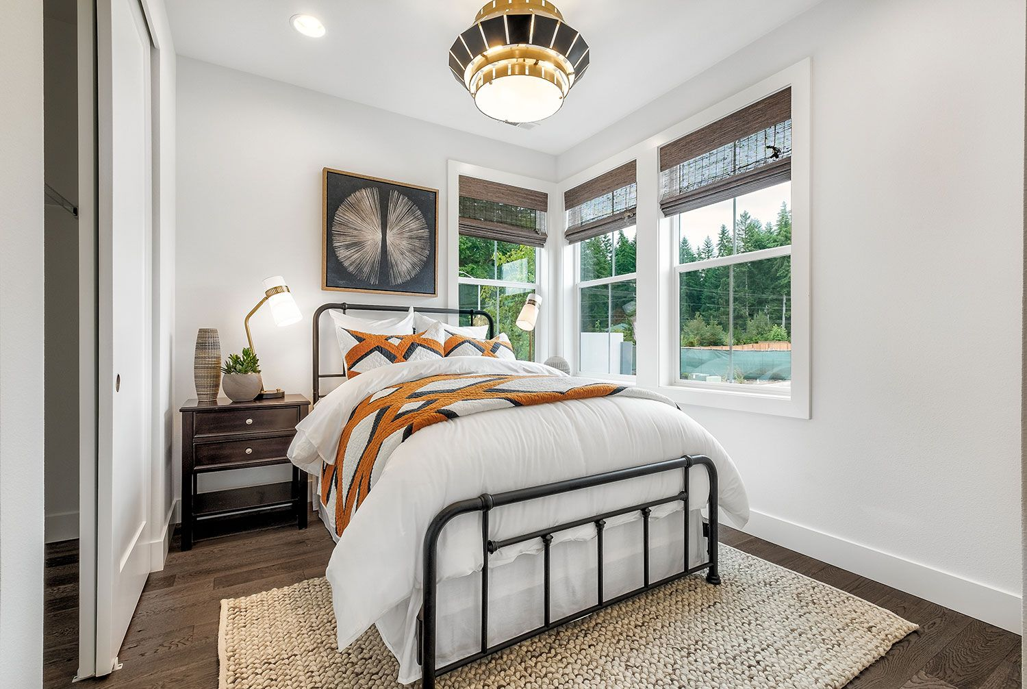 Bedroom featured in the Plan GR-27X By Tri Pointe Homes in Seattle-Bellevue, WA
