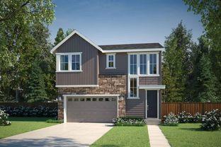 Residence GR-24 - Trailside at Meadowdale Beach: Edmonds, Washington - Tri Pointe Homes