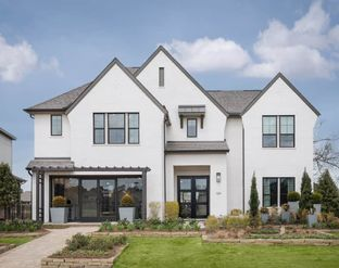 Avinger - Lakes at Creekside 65: Tomball, Texas - Tri Pointe Homes