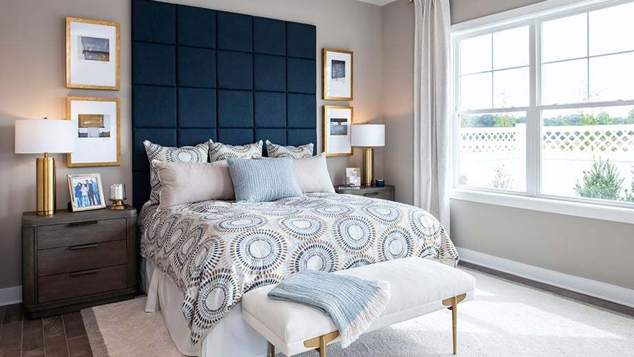 Bedroom featured in the James By Tri Pointe Homes in Washington, VA
