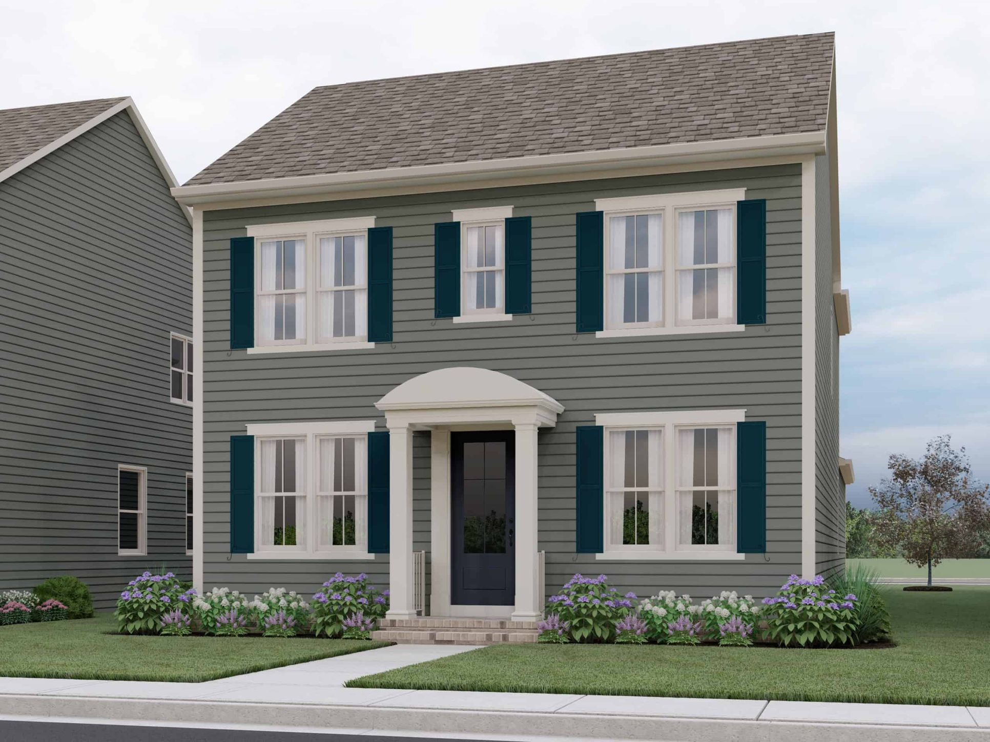Manchester Exterior Style 1
