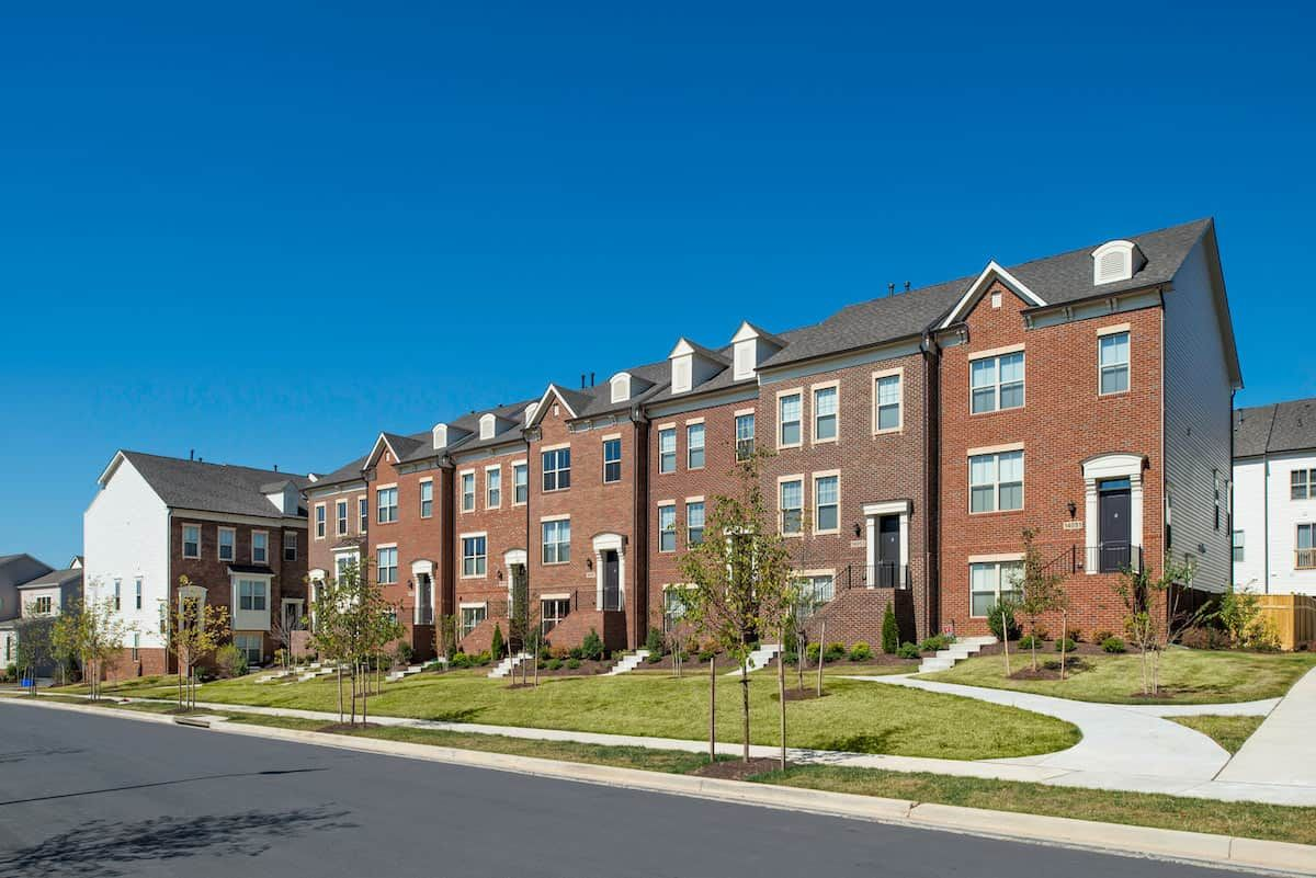 Exterior featured in the Maxwell By Tri Pointe Homes in Washington, MD