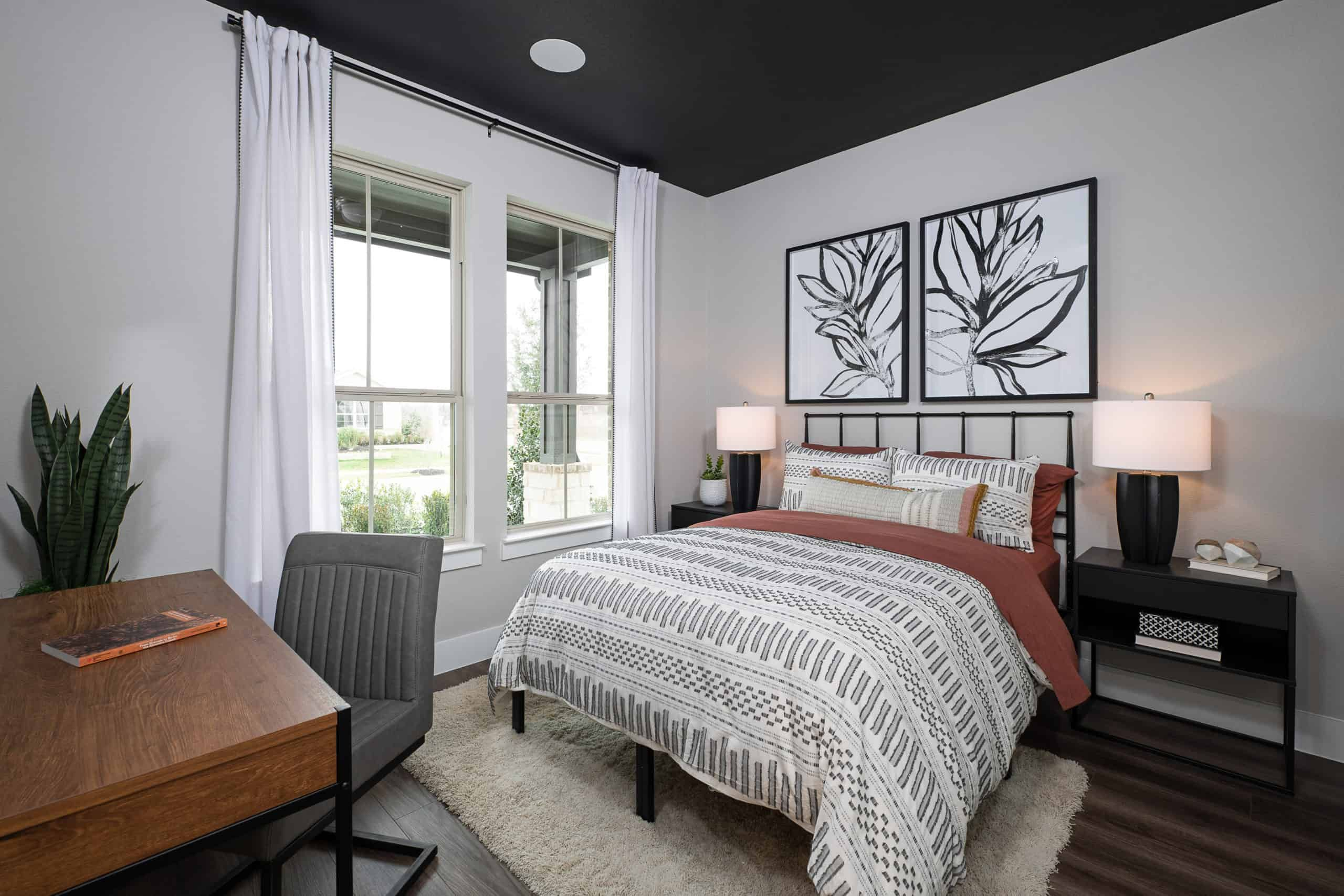 Bedroom featured in the Ivy By Tri Pointe Homes in Dallas, TX
