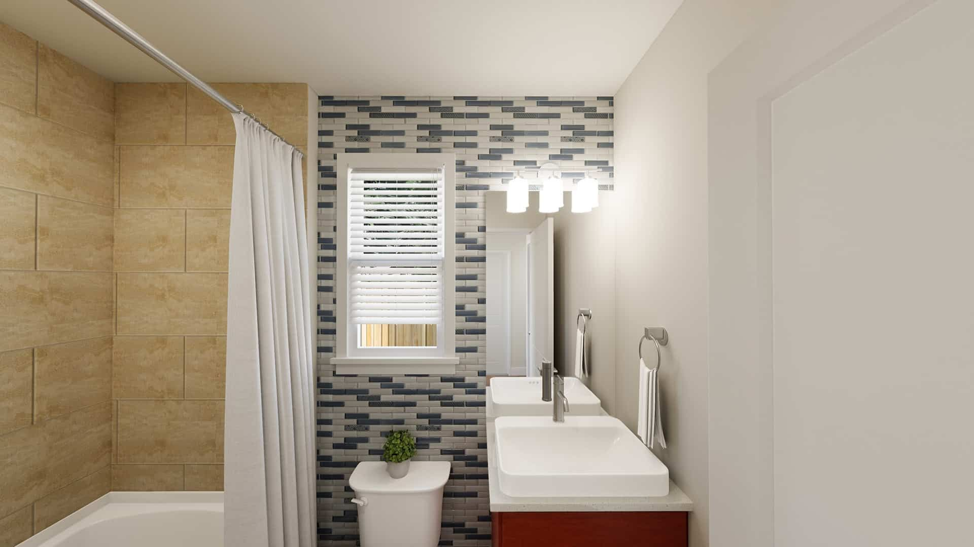 Bathroom featured in the Plan 230A By Tri Pointe Homes in Seattle-Bellevue, WA