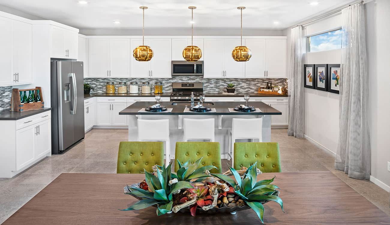 Kitchen featured in the Plan 1 By Tri Pointe Homes in Las Vegas, NV