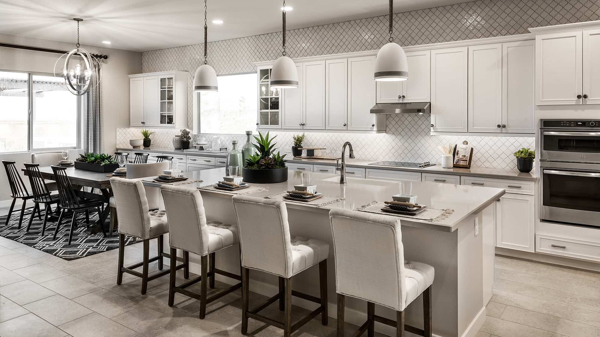 Kitchen featured in the Tucker By Tri Pointe Homes in Phoenix-Mesa, AZ