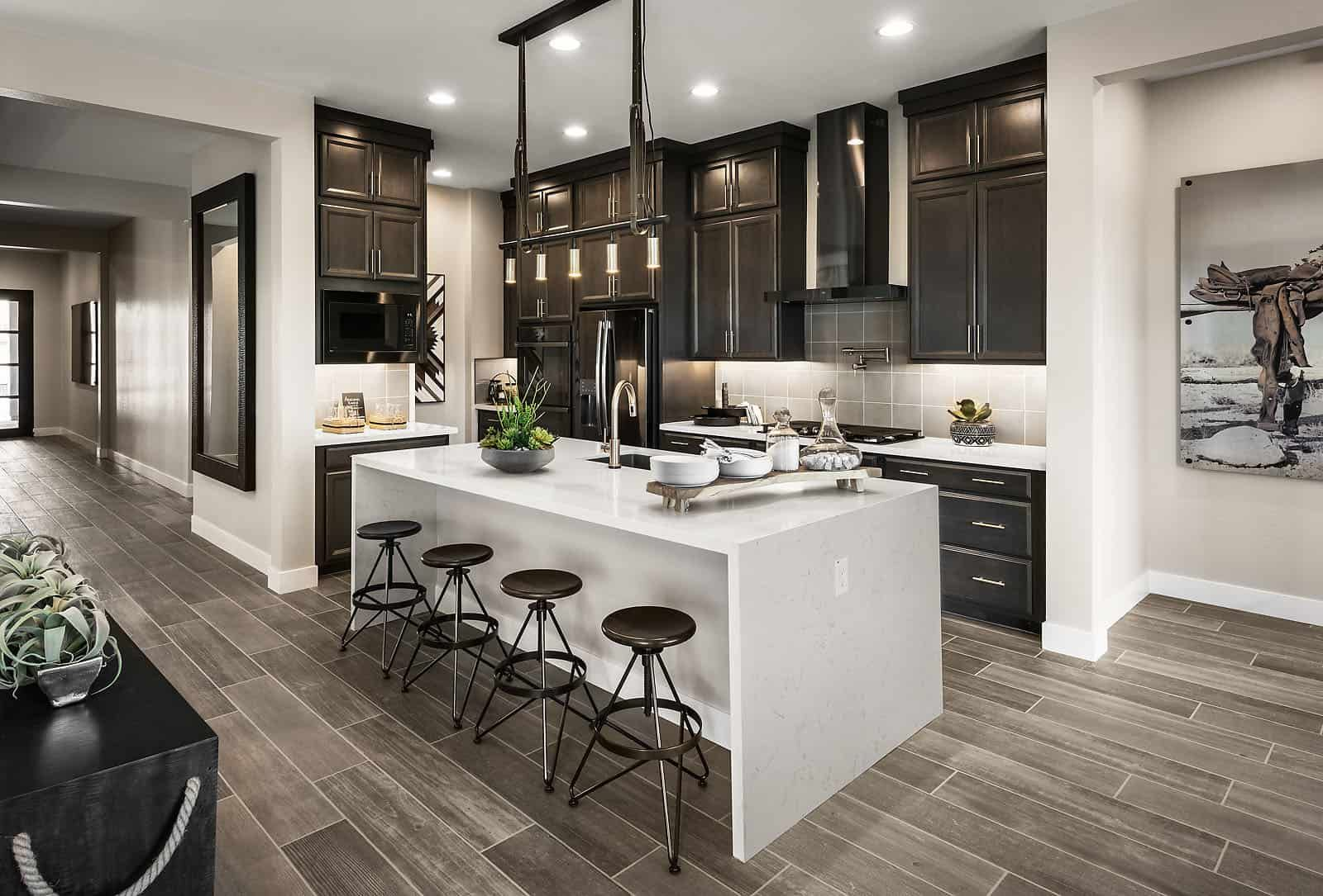 Kitchen featured in the Rosemary By Tri Pointe Homes in Phoenix-Mesa, AZ