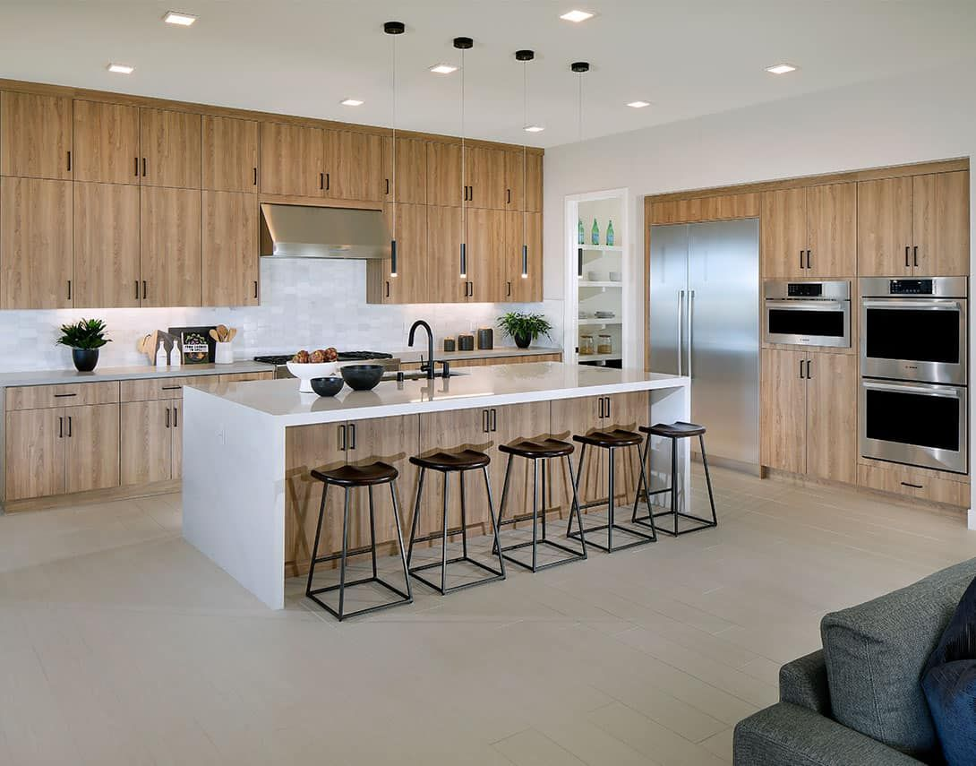 Kitchen featured in the Plan 1 By Tri Pointe Homes in San Diego, CA
