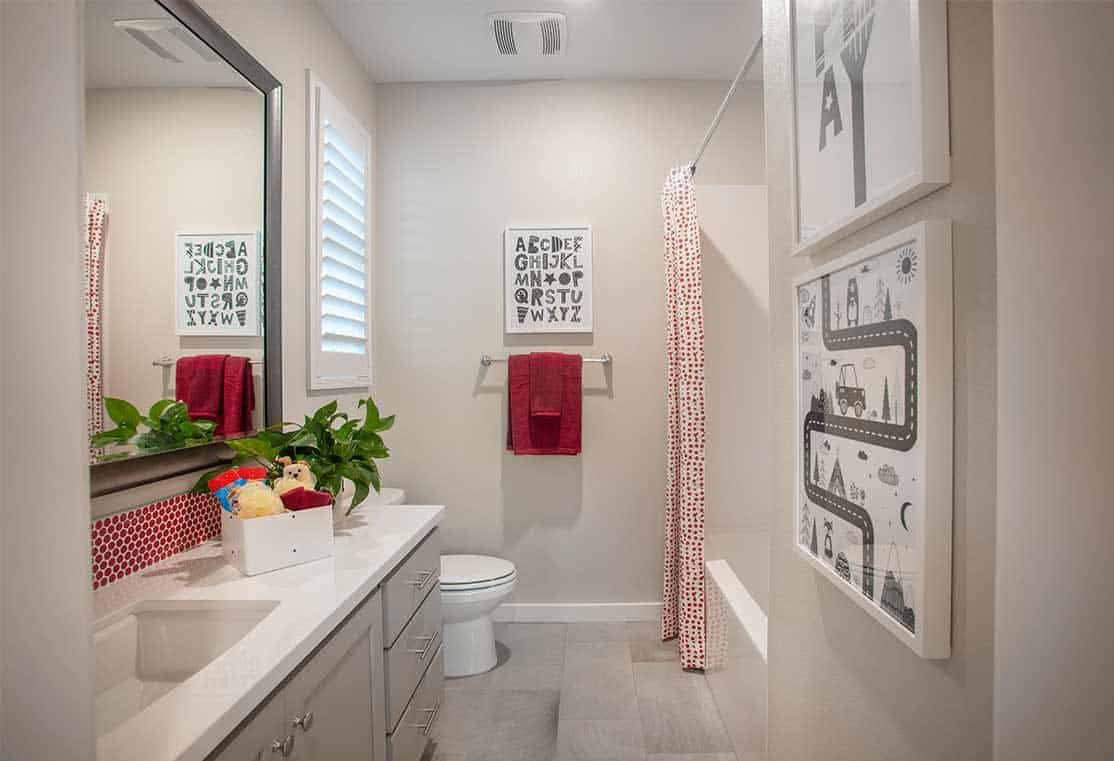 Bathroom featured in the Plan 7 By Tri Pointe Homes in Oakland-Alameda, CA