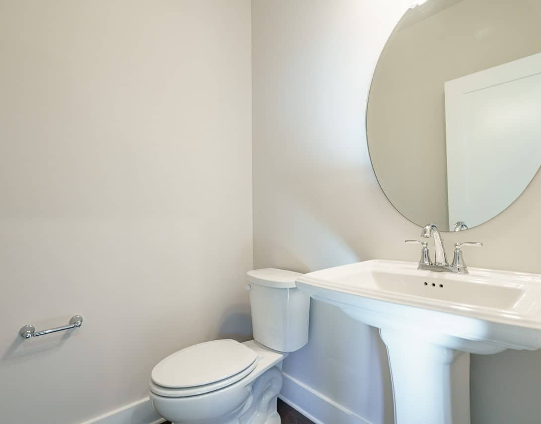 Bathroom featured in the Plan 2 By Tri Pointe Homes in Raleigh-Durham-Chapel Hill, NC