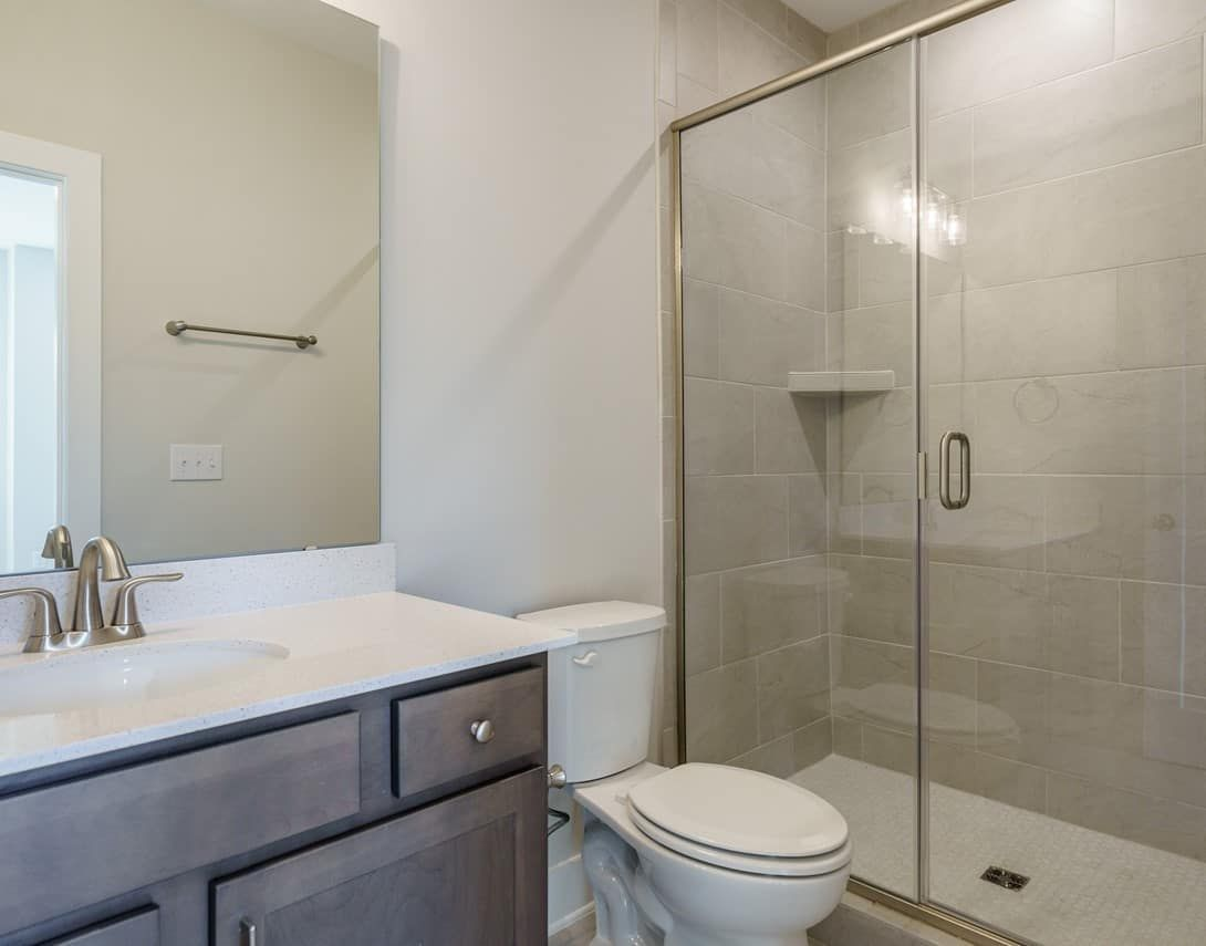 Bathroom featured in the Plan 1 By Tri Pointe Homes in Raleigh-Durham-Chapel Hill, NC
