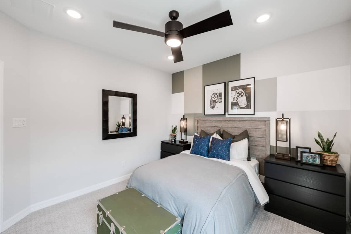 'Haven at Seven Lakes 50' by Tri Pointe Homes Houston in Houston