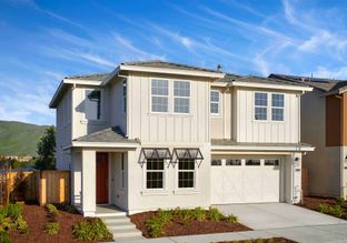 Plan 1 - Shimmer at One Lake: Fairfield, California - Tri Pointe Homes