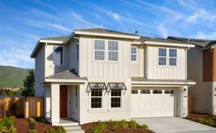 Shimmer at One Lake by Tri Pointe Homes in Vallejo-Napa California