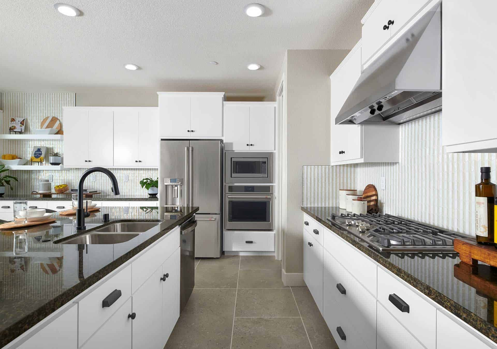 Kitchen featured in the Plan 2 By Tri Pointe Homes in Vallejo-Napa, CA