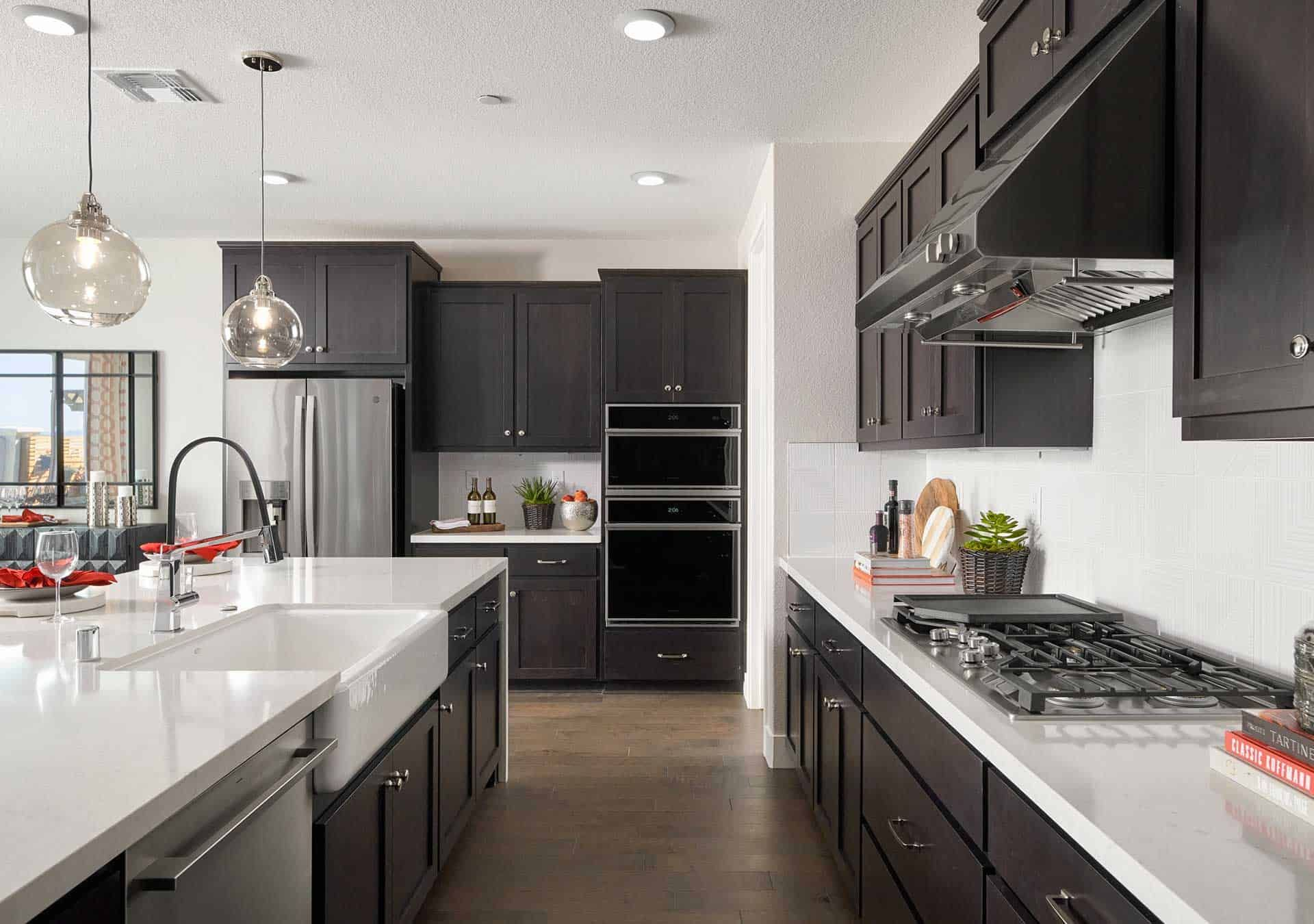 Kitchen featured in the Plan 3 By Tri Pointe Homes in Vallejo-Napa, CA