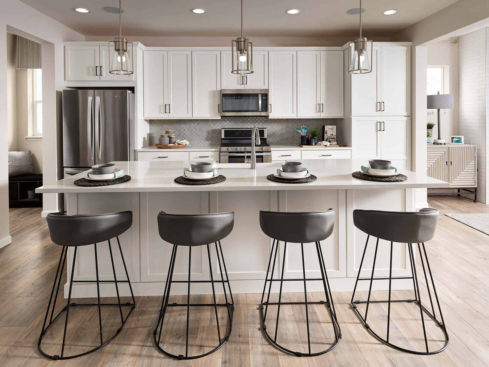 Kitchen featured in the Plan 3204 By Tri Pointe Homes in Denver, CO