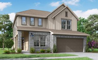Grand Central Park by Tri Pointe Homes in Houston Texas