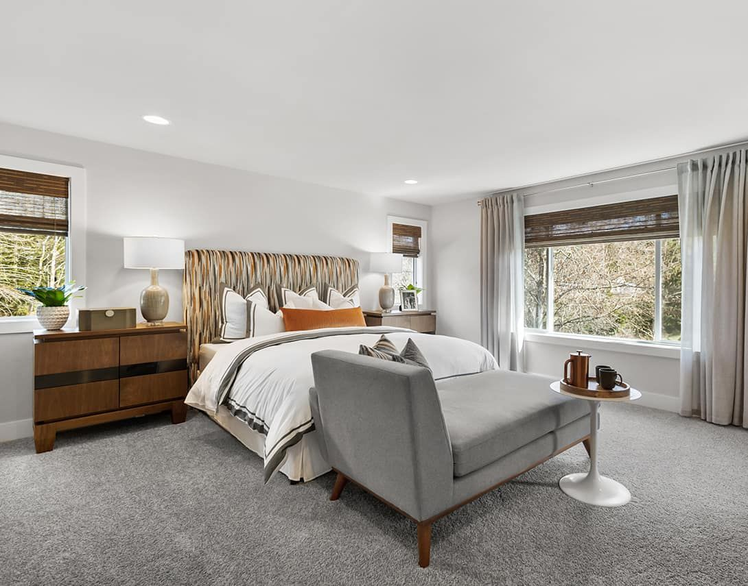 Bedroom featured in the Plan A-260 By Tri Pointe Homes in Bremerton, WA
