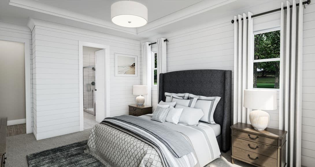 Bedroom featured in the Plan 1 By Tri Pointe Homes in Charlotte, NC