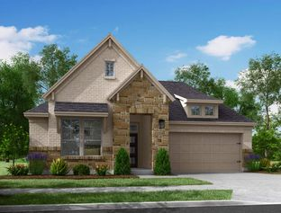 Meadowlark - Lakes at Creekside 50': Tomball, Texas - Tri Pointe Homes