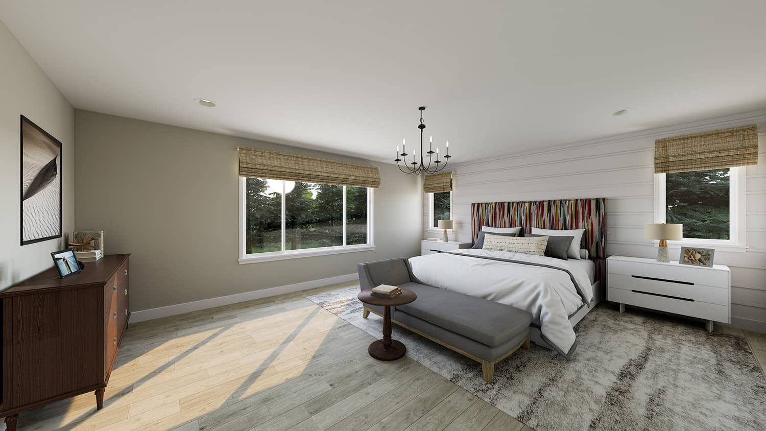 Bedroom featured in the Plan A-300 By Tri Pointe Homes in Bremerton, WA